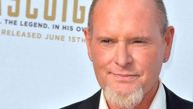 "Paul Gascoigne attends the Premiere of ""Gascoigne"" at Ritzy Brixton in London yesterday"