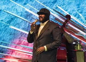 Life for jazz star Gregory Porter was harsh from the beginning and one of his earliest memories is being beaten up by neighbourhood bullies when he was just four years old on his way to kindergarten