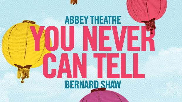 You Can Never Tell at the Abbey Theatre
