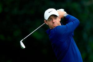 Rory McIlroy came up short in the final round at Bay Hill. Photo: Sam Greenwood/Getty Images