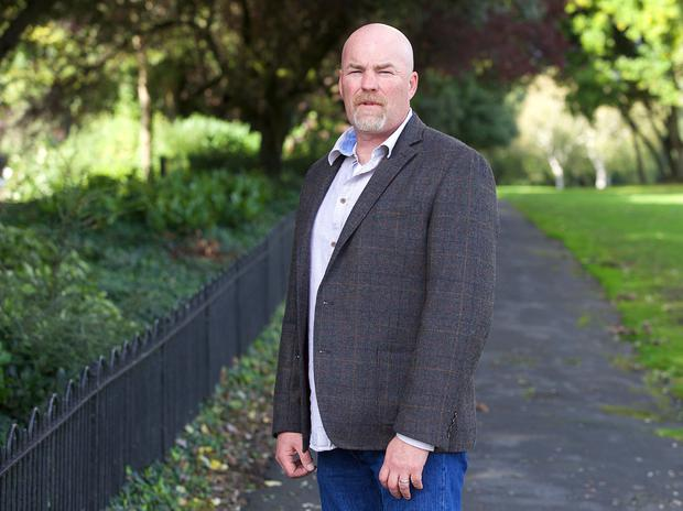 Brave sexual assault survivor Colm Bracken hopes it might be easier for others to come forward since the case. Photo: Damien Eagers / INM