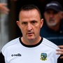 Meath manager Andy McEntee. Photo: Sportsfile