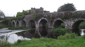 Our heritage embodies it all: nature, culture, our built heritage, indeed the very past of our future. With the establishment of the County Cork Heritage Grant Scheme, groups throughout the county can apply for a range of different heritage projects. Pictured is Glanworth castle, bridge and riverside, hinting at the combination of heritage that can exist all around us.