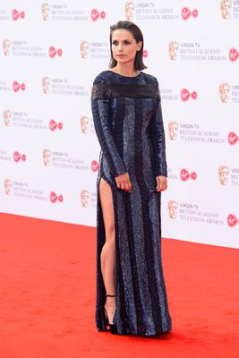 Charlotte Riley attends the Virgin TV BAFTA Television Awards at The Royal Festival Hall on May 14, 2017 in London, England. (Photo by Joe Maher/Getty Images)
