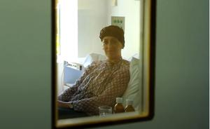 Elaine Scully (42) from Carlow has acute leukemia and is receiving chemotherapy in St James's Hospital Dublin