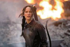 Jennifer Lawrence brings depths of feeling to her performance in the latest 'Hunger Games' movie