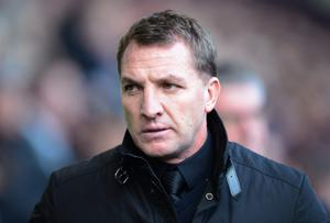 Brendan Rogers the Liverpool manager