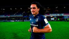 James Lowe says he would like to play for Ireland