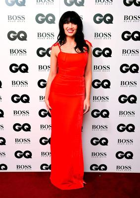 Daisy Lowe at the 2015 GQ Men of the Year Awards at the Royal Opera House