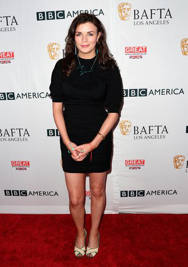 Aisling Bea attends the BBC America BAFTA Los Angeles TV Tea Party 2017 at The Beverly Hilton Hotel on September 16, 2017 in Beverly Hills, California.  (Photo by Frederick M. Brown/Getty Images)