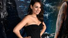 "Actress Mila Kunis attends the premiere of Warner Bros. Pictures' ""Jupiter Ascending"" at TCL Chinese Theatre"
