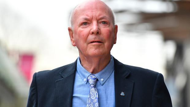 "Former youth football coach and scout Michael ""Kit"" Carson, who was due to stand trial accused of the sexual abuse of boys aged under 16, who died in a single vehicle road traffic collision on Monday morning Photo: Joe Giddens/PA Wire"