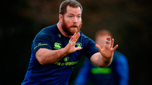 Michael Bent of Leinster. Photo: Seb Daly / Sportsfile