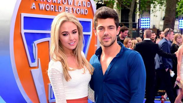 Alex Mytton and Nicola Hughes