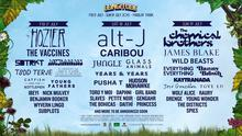 Longitude festival 2015 day by day breakdown