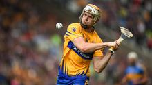 Aaron Cunningham: 'I have a mountain to climb to get on team'. Photo: Cody Glenn/Sportsfile