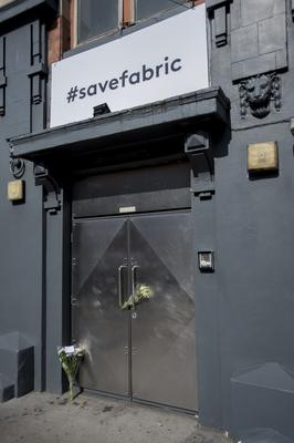 Fabric nightclub in London, Photo: David Mirzoeff/PA Wire