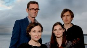 Zoë Conway and John McIntyre, along with Julie Fowlis and Éamon Doorley