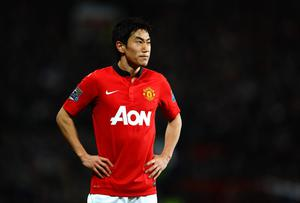 Manchester United's Shinji Kagawa is 'irritated' by his poor form