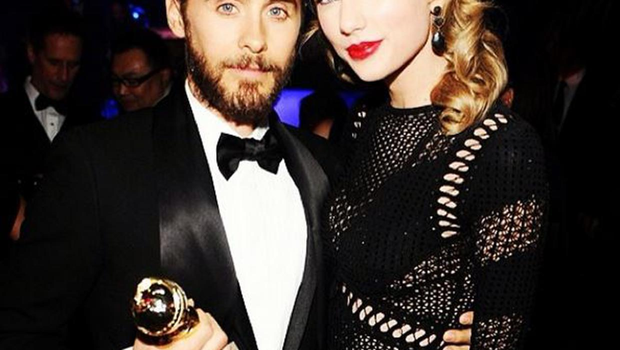 Taylor S Latest Love Story Jared Leto And Taylor Swift Spark Romance Rumours Independent Ie