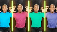 Todrick Hall sings more than 70 Beyonce songs in 4 minutes