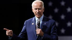 What Biden needs is an articulate progressive on the outside, and a steely hard-knuckle street fighter on the inside. Photo: Reuters/Scott Morgan -/File Photo