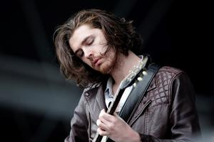 Hozier pictured at Slane Castle in Co Meath. Picture: Arthur Carron