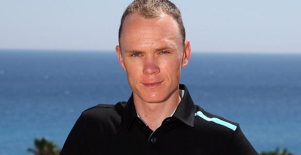 Chris Froome of Great Britain and SKY Procycling has spoken of his determination to get back on track after the disappointment of the Tour de France, where injury ended his bid for glory (Photo by Bryn Lennon/Getty Images)