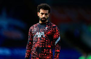 Unsettled: Liverpool's Mohamed Salah has been showing an interest in joining another club. Photo: Adam Davy/PA Wire