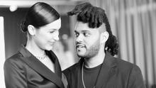 "Model Bella Hadid (L) and singer The Weeknd attend The Daily Front Row ""Fashion Los Angeles Awards"" 2016 at Sunset Tower Hotel on March 20, 2016 in West Hollywood, California.  (Photo by Charley Gallay/Getty Images for The Daily Front Row)"