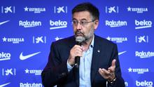 Barcelona's president Josep Maria Bartomeu has resigned. Photo: Josep Lago/AFP via Getty Images