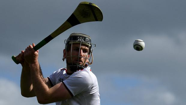 Galway captain Padraic Mannion. Photo: Stephen McCarthy/Sportsfile