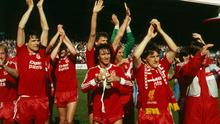 The 1987-88 itile-winning Liverpool side