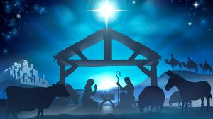 'The Christmas message of love to all is as valid today as it was 2,000 years ago' (stock photo)