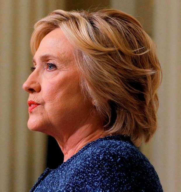 Hillary Clinton 'has community-acquired pneumonia, rather than the more severe form contracted in hospital' Photo: REUTERS/Brian Snyder