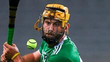 Limerick's Tom Morrissey scores his side's 27th and last point, in the 80th minute, during the All-Ireland SHC semi-final