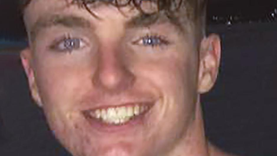 Conor King who lost his life in a tragic accident