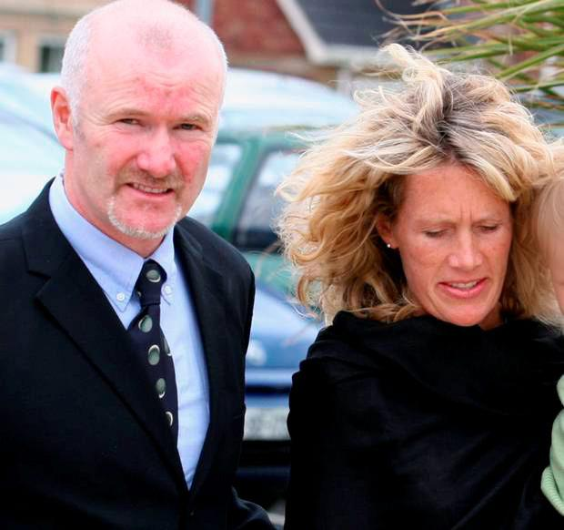 Killer Colin Howell and his then wife Kyle