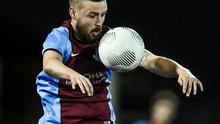 A late goal from Tiarnan Mulvenna clinched Drogheda United victory over Bohemians at Dalymount