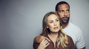 The BBC One film will follow Rio Ferdinand and Kate Wright as the reality TV star integrates into the family (Dan Kennedy/October Films/BBC/PA)