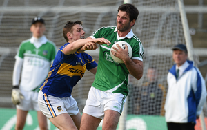 John Galvin has retired after making his Limerick debut in 1999.
