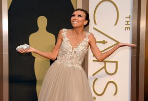 HOLLYWOOD, CA - MARCH 02:  TV Personality Giuliana Rancic attends the Oscars held at Hollywood & Highland Center on March 2, 2014 in Hollywood, California.  (Photo by Jason Merritt/Getty Images)
