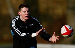Colin Slade is the latest All Black heading to Europe after signing for Pau on a three-year contract