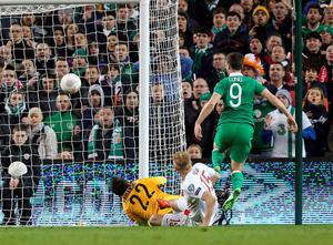 Shane Long's late equalizer secured a vital point at home to Poland on Sunday night, but the performance of Martin O'Neill's side was largely uninspiring until they loosened the shackles