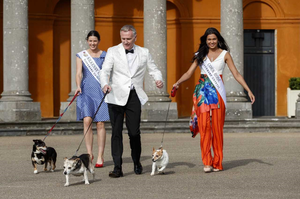 Rose of Tralee 2019 launch at Castletown House, Co Kildare.  PIC: Andres Poveda