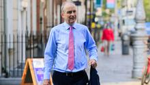 Tough work: Taoiseach Micheál Martin's Government has been hit by a Covid-19 resurgence. Photo: Gareth Chaney/Collins