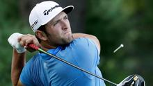 Eyes on the prize: Jon Rahm says becoming world No 1 only became a genuine goal of his during the Covid-19 lockdown. Photo: Getty Images