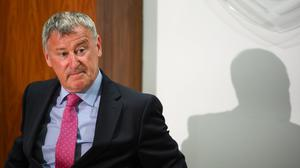 Gary Owens has finished up as interim CEO of the FAI. Photo by Stephen McCarthy/Sportsfile