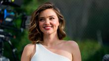 Supermodel Miranda Kerr attends 'Buick Super Bowl ad featuring the cascada and encore with football star Cam Newton and supermodel Miranda Kerr' on January 13, 2017 in Los Angeles, California.  (Photo by Emma McIntyre/Getty Images for Buick)