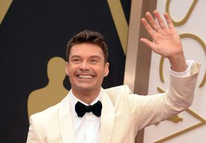 HOLLYWOOD, CA - MARCH 02:  TV Personality Ryan Seacrest attends the Oscars held at Hollywood & Highland Center on March 2, 2014 in Hollywood, California.  (Photo by Jason Merritt/Getty Images)